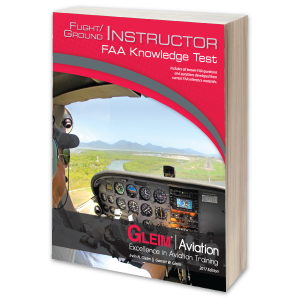 Flight/Ground Instructor FAA Knowledge Test