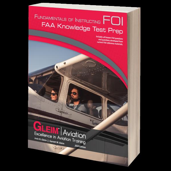 Fundamentals of Instructing FAA Knowledge Test Prep - 2020 Edition