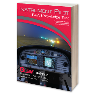 Instrument Rating FAA Knowledge Test
