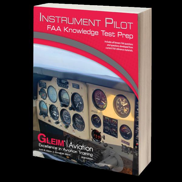 IPKT-19 Gleim Instrument Pilot Knowledge Test Book 2019