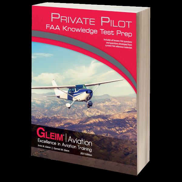 Gleim 2020 Private Pilot Knowledge Test Prep Online and Book Set GLEIM PPKT20-B
