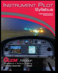 Gleim Sport Pilot Syllabus Pdf