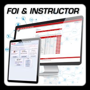 Flight/Ground Instructor & FOI Online Ground School & Test Prep Set