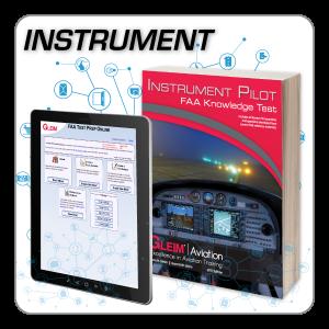 Instrument Pilot Knowledge Test Prep Online & Book