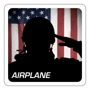 Online Ground School: Military Competency Airplane