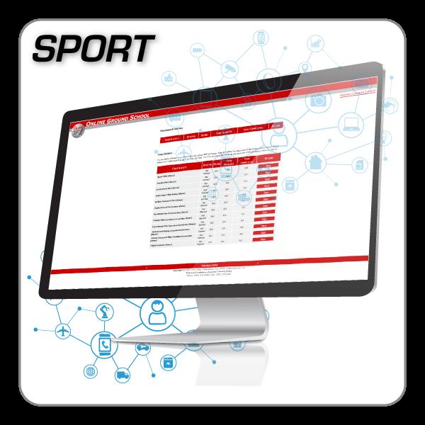 Online Ground School: Sport Pilot - Gleim Aviation