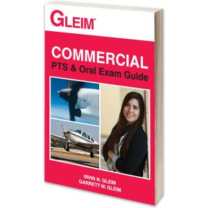 Commercial Pilot PTS & Oral Exam Guide