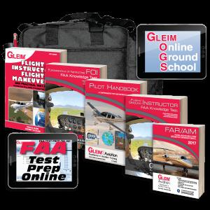 Flight or Ground Instructor + FOI Kit