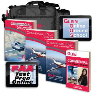 Deluxe Commercial Pilot Kit