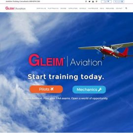 Lift Off: GleimAviation.com Goes Live