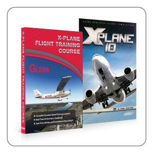 X-Plane Flight Training Course - Private Pilot (Set with X-Plane)