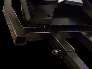 Heavy-Duty Steel Frame