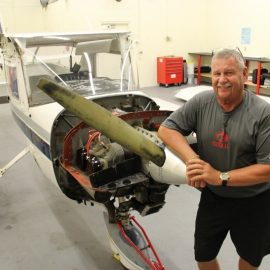 Hudson High Aviation Program Continues to Lift Off