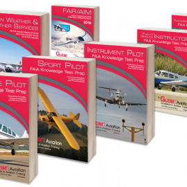 Gleim Aviation 2018 Editions Now Available
