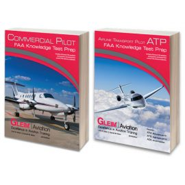 2018 Commercial and Airline Transport Pilot Knowledge Test Prep Now Available