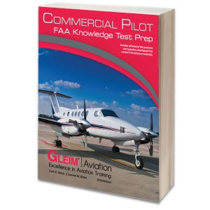 Commercial Pilot FAA Knowledge Test Prep 2018
