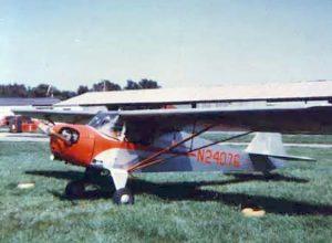 1940 Taylorcraft BL 65