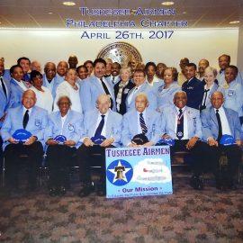Tuskegee Airmen Donate Gleim Simulators to Philadelphia High School for Girls