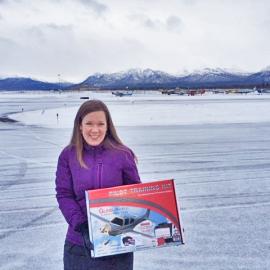 SkyTrek Alaska Q & A with Jamie Patterson-Simes