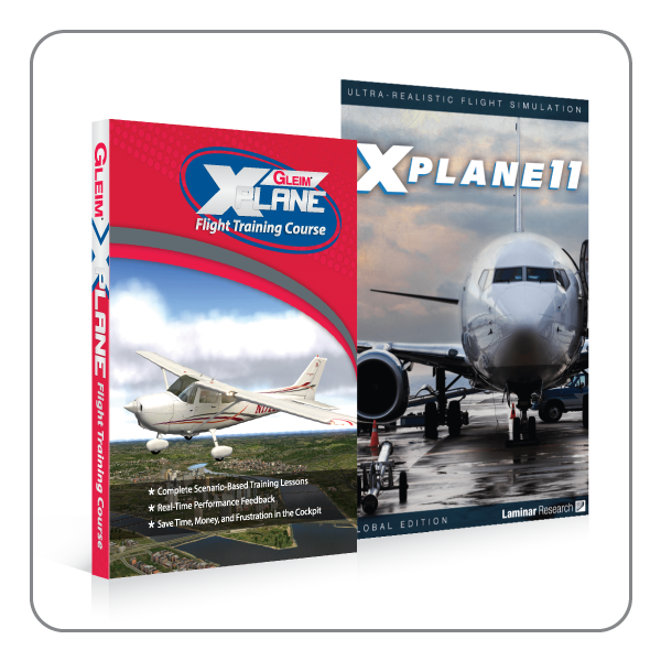 Gleim X-Plane Flight Training Course now Compatible with X
