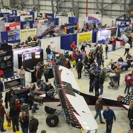 Visit Gleim at the Great Alaska Aviation Gathering