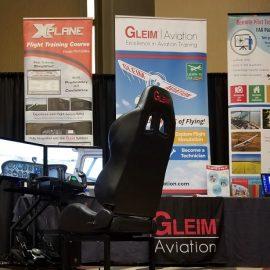 Fly the Gleim Virtual Pilot Cockpit at FlightSimCon 2018