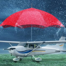 Protect Your Aircraft During Hurricane Season