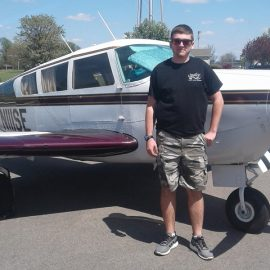 High School Musicians Fly Thanks to the Flying Musicians Association