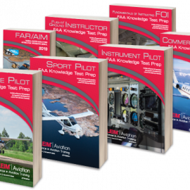 Gleim Aviation 2019 Editions Now Available
