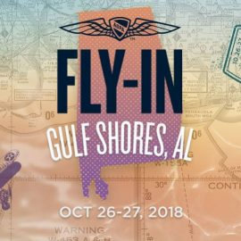 Welcome to the AOPA Fly-In at Gulf Shores
