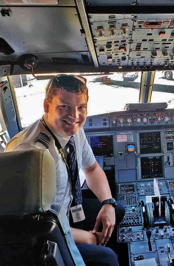 5b3576aa679 Fast Track From Cfi To Captain What Is Dave S Secret Success