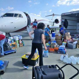Hurricane Relief Efforts Inspire Volunteers to Pursue Pilot Training