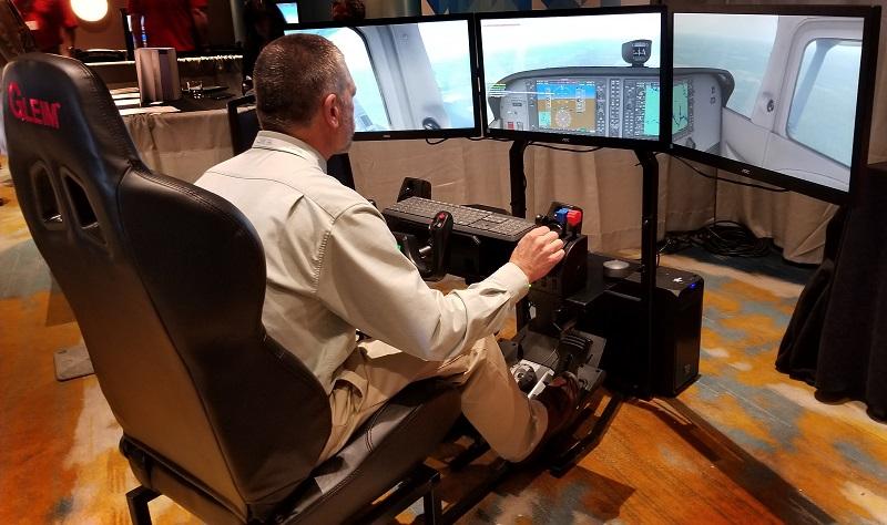 12 Days of Flight Sim: Gleim Virtual Cockpit Ultimate Set