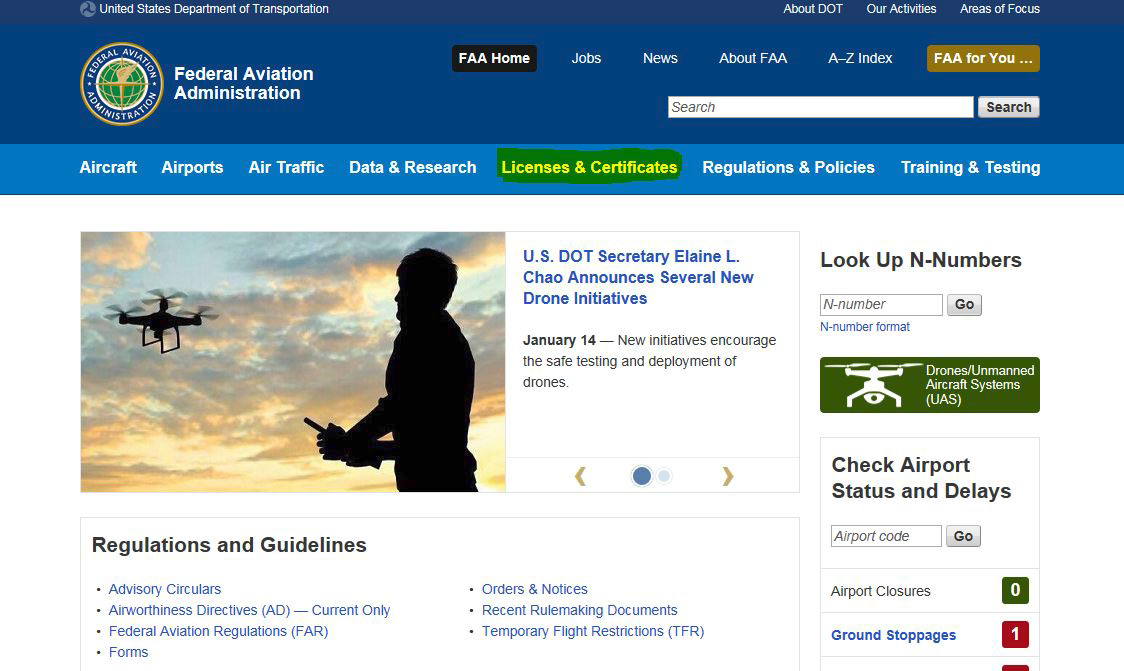 How to Renew Your CFI During the Government Shutdown - Gleim
