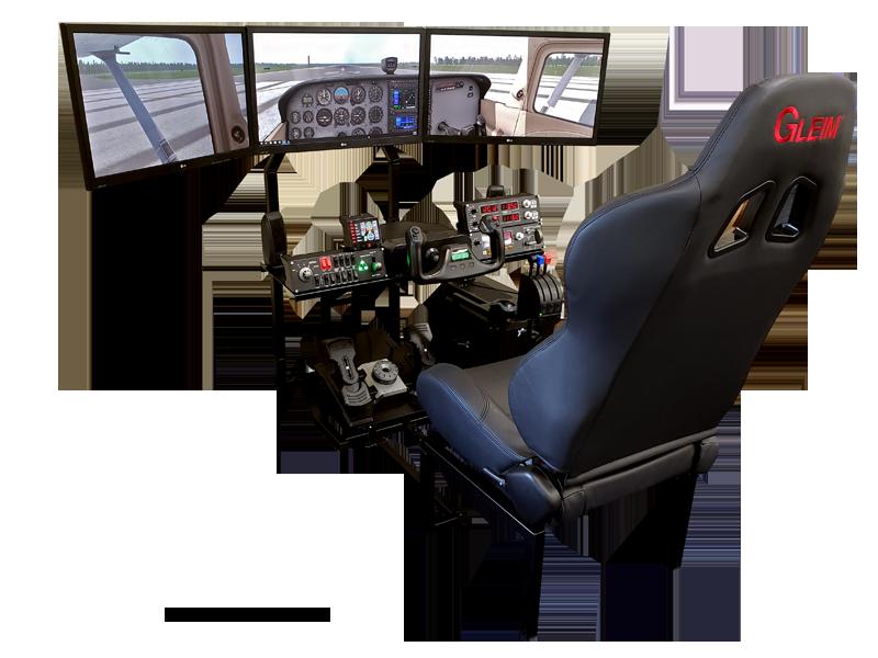 Gleim Virtual Cockpit: Flight Simulator Platform Built by Pilots