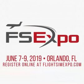 The 2nd Annual FlightSimExpo is Next Weekend in Orlando