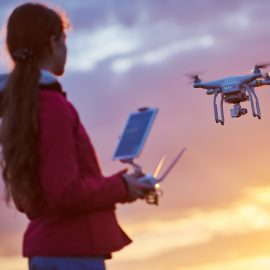 Recreational Drone Pilots Rejoice! Get Instant Controlled Airspace Authorization with LAANC