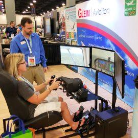 STEM Aviation Education Soars at FETC 2020