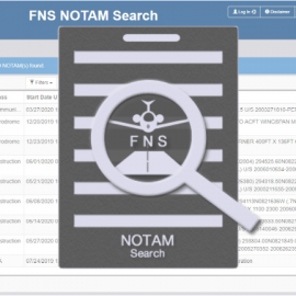 NOTAMS: Know Before You Go