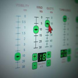 Gleim Virtual Cockpit®️ BATD Instructor Operating Station
