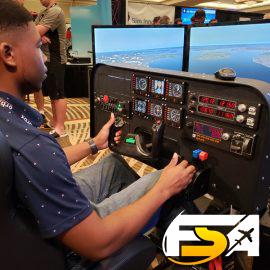 Flight Simulation Association & FlightSimExpo 2021
